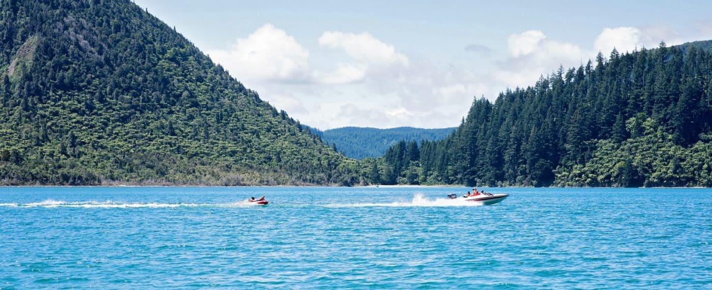 Blue Lake, Rotorua