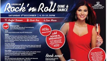 Rock' n Roll Dine & Dance