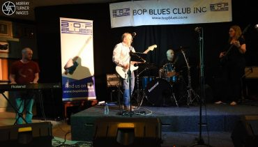 BOP Blues Club Jam Night