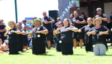Ngāti Whakaue Whānau Day