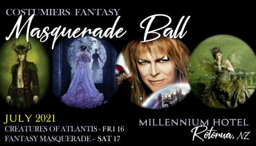 Costumier's Fantasy Masquerade Ball weekend