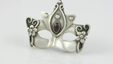 jewelry design mask