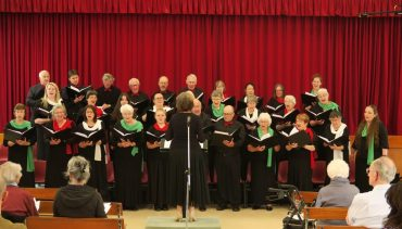 NZ Male Voice Choir and Rotorua District Choir