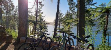 Steamy Bike Ride