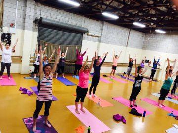 Flexi Barre – Adult exercise classes