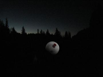 Darkest Night at ZORB Rotorua