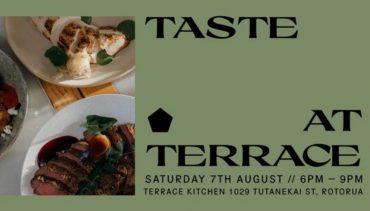 TASTE @ Terrace Kitchen