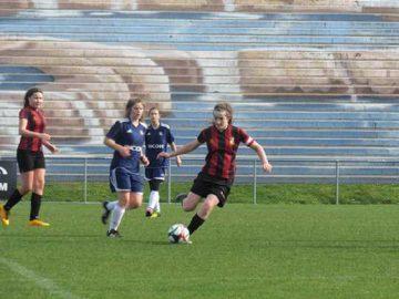 New Zealand Secondary School Girls Football – Maurice Hulme Tournament