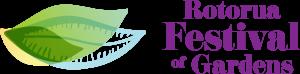 rotorua gardens festival logo