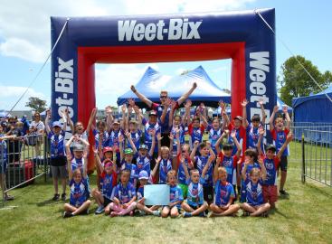 Rotorua Sanitarium Weet-Bix Kids TRYathlon