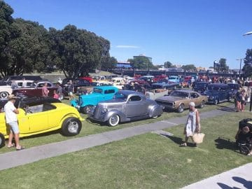 NZHRA Street Rod Nationals – Show and Shine