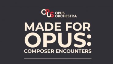 Opus Orchestra – Made for Opus Concert