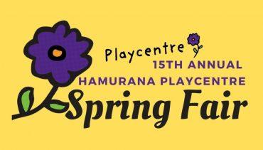 15th Annual Hamurana Playcentre Spring Fair