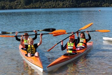Blue Lake 1 Canoe Sprint Regatta