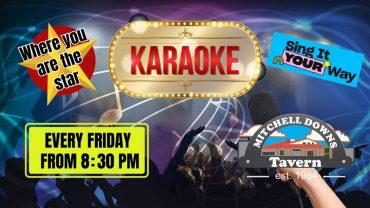 Karaoke Night – Where You Are The Star