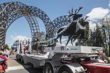Rotorua Christmas Parade