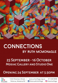 Connections: Exhibition by Ruth McMonagle