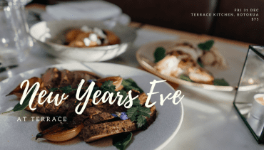 New Year's Eve Dinner – Terrace Kitchen