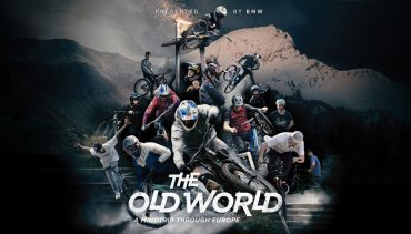 The Big Bike Film Night 'Feature Series' – THE OLD WORLD