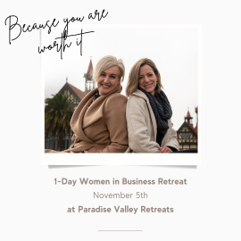 Women in Business Retreat