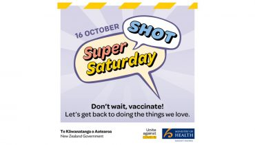 Super Saturday Vaccination Event
